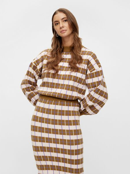 YASHOPE KNITTED PULLOVER