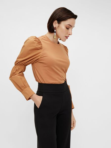 YASBEX LONG SLEEVED TOP