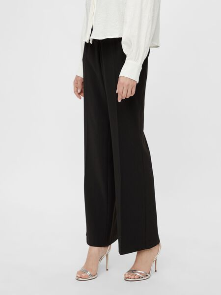 YASEBBA FLARED TROUSERS