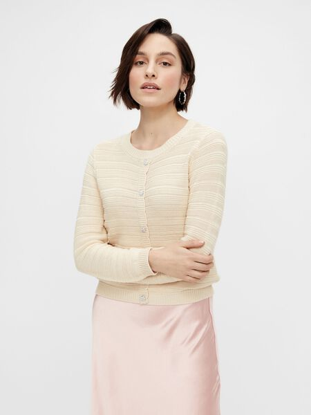 YASLILA KNITTED CARDIGAN