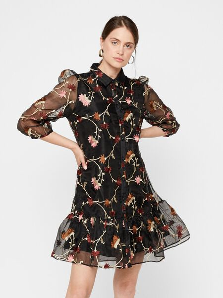 Y.A.S YASALUCCA DRESS, Black, highres - 26020883_Black_803159_003.jpg