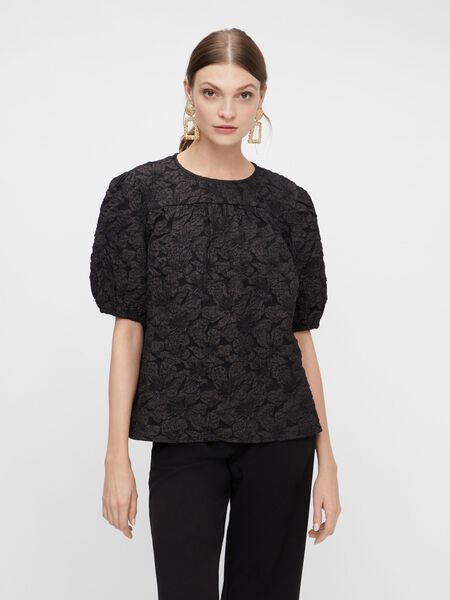 YASCOVA 3/4 SLEEVED TOP