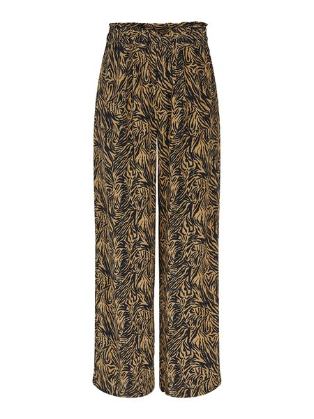 YASNINNO HIGH WAISTED TROUSERS