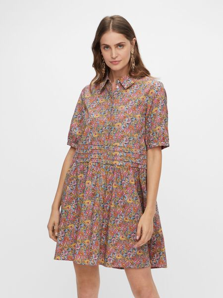 YASEMINA SHIRT DRESS