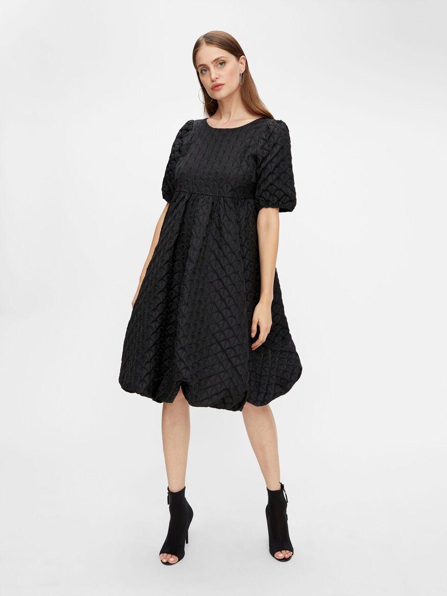 Y.A.S YASKYLE DRESS, Black, highres - 26020151_Black_003.jpg