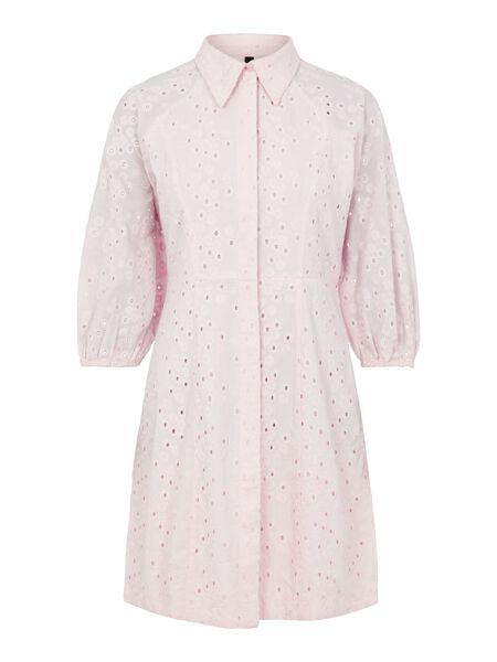 YASLIVA SHIRT DRESS