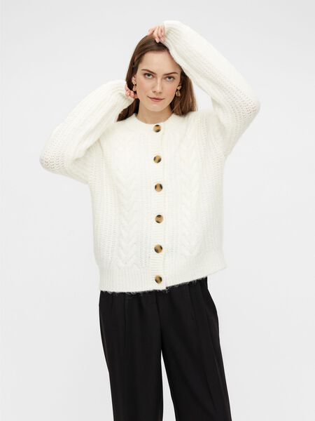 YASWENDY KNITTED CARDIGAN