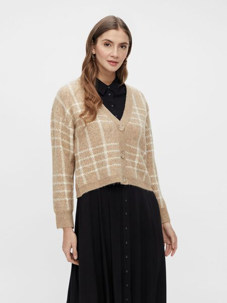 YASCHERIE KNITTED CARDIGAN