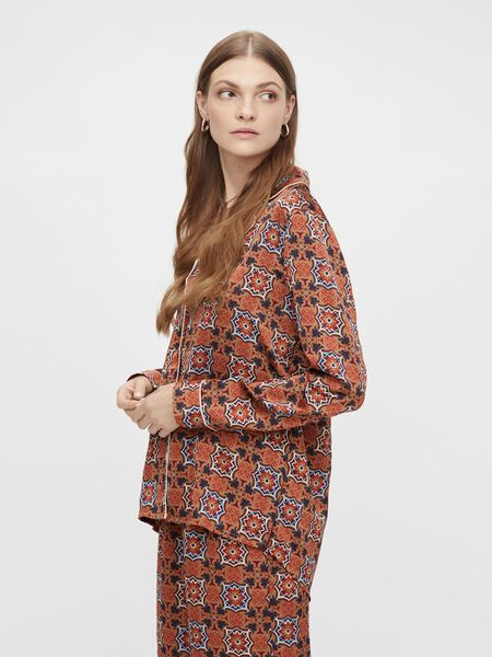 YASNAVA LONG SLEEVED SHIRT