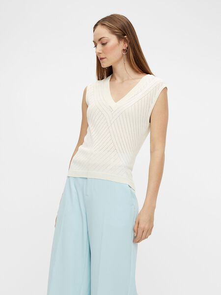 YASELSO KNITTED TOP