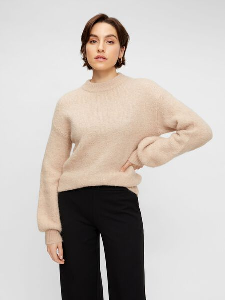 YASSIERA KNITTED PULLOVER