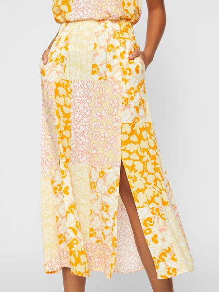 YASPATCHA VISCOSE MAXI SKIRT