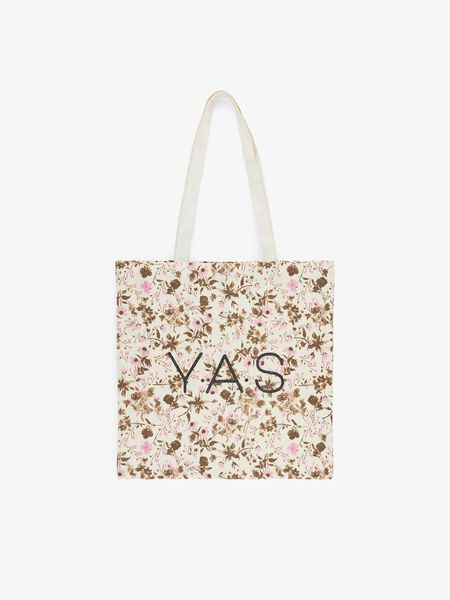 YASFLOWER TOTE BAG